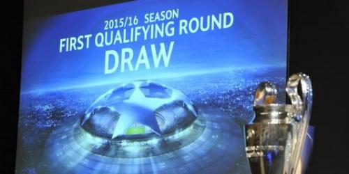 Champions League, sorteada la primera y segunda ronda