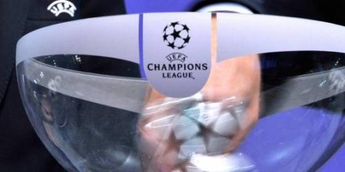Champions League, los bombos para el sorteo de la Fase de Grupos