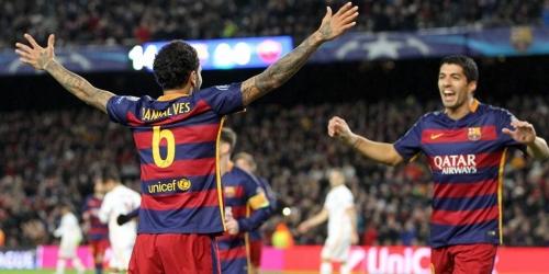 Champions, todos los goles de este martes (VIDEO)