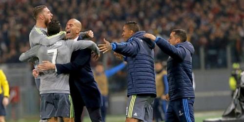 (VIDEO) Champions League, victorias de Real Madrid y Wolfsburgo