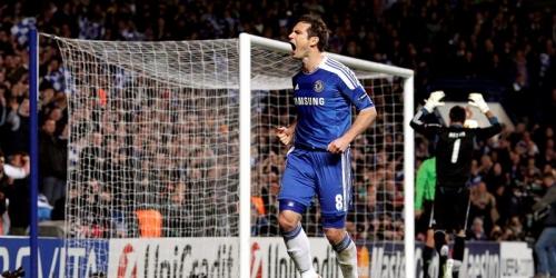 Chelsea bate al Benfica y espera al Barcelona en semifinales
