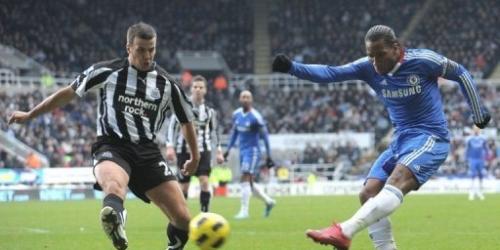 Chelsea empató con Newcastle y el United es el nuevo líder