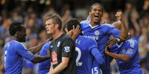 Chelsea golea 6-0 al West Bromwich en inicio de la Premier