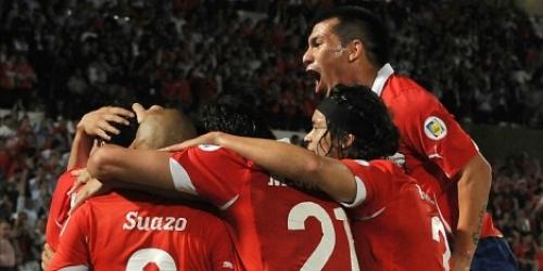 Chile derrotó a Paraguay en las Eliminatorias
