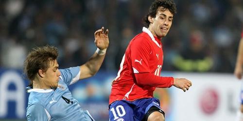 Chile empató con Uruguay y es líder del Grupo C