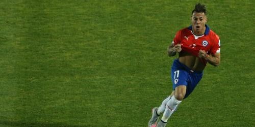 Chile es el primer finalista de la Copa América!