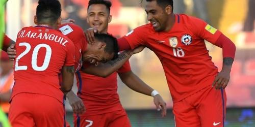 (VIDEO) Eliminatorias, Chile se metió en zona de clasificación al derrotar 3-1 a Venezuela