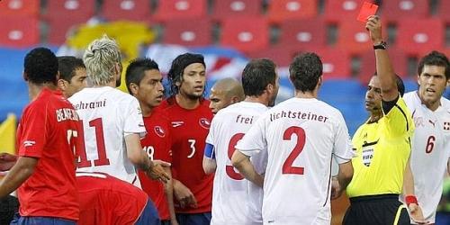 Chile derrota a Suiza (1-0) y es líder absoluto del Grupo H