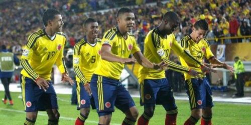 Colombia aplastó a Francia en el Mundial Sub-20