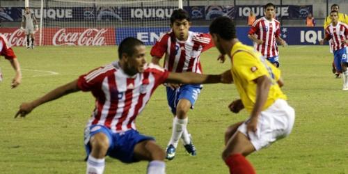 Colombia derrotó 3-1 a Paraguay en el Sudamericano