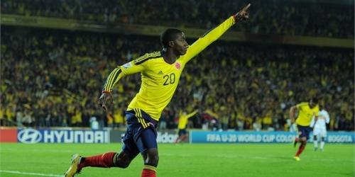 Colombia derrotó a Mali y Uruguay volvió a empatar