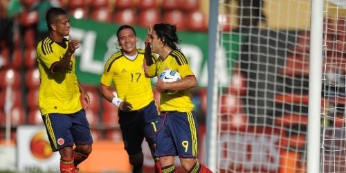 Colombia ganó el Grupo A y clasificó a cuartos de final