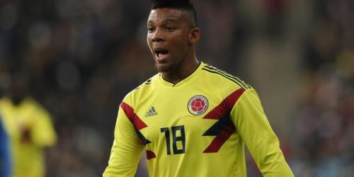 Colombia sufre su primera baja a 5 días del Mundial