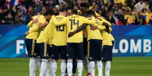 Colombia tiene su lista de los preseleccionados rumbo a Rusia 2018