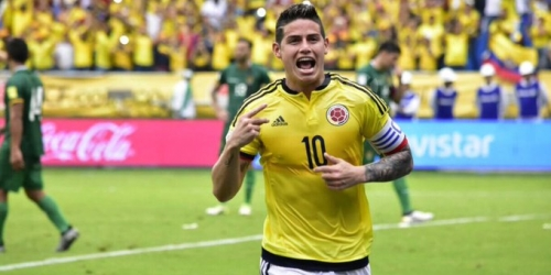 (VIDEO) Eliminatorias, Colombia superó a Bolivia con gol solitario de James
