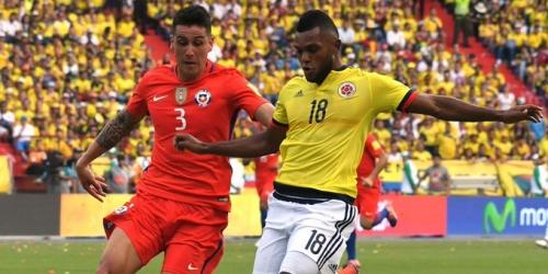 (VIDEO) Eliminatorias, Colombia y Chile no se hicieron daño en el inicio de la 11a jornada