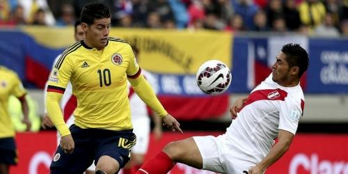 Colombia y Perú también están en cuartos (0-0)