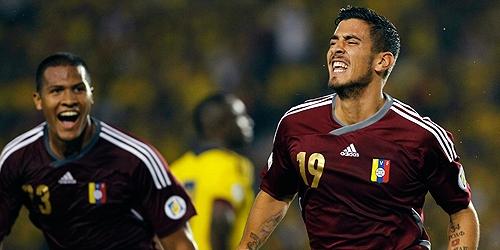 Colombia y Venezuela empataron en las Eliminatorias