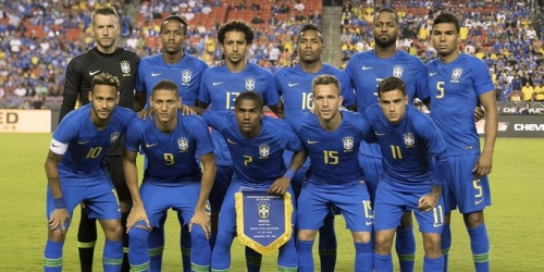 Conoce a los convocados de Brasil para los próximos amistosos