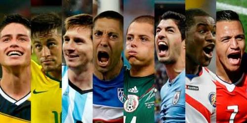 Copa América, revisa aquí los 368 jugadores convocados para el torneo
