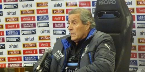 Copa América, Tabárez dio a conocer la lista de convocados de Uruguay