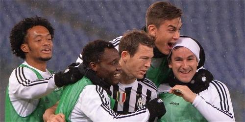 Copa Italia, programación de las semifinales