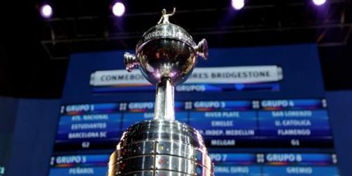 Copa Libertadores, todos los cruces de los Octavos de Final