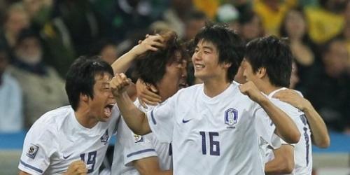 Corea del Sur sella pase a octavos tras empatar con Nigeria