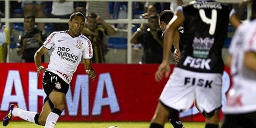 Corinthians es el líder solitario del Brasileirao