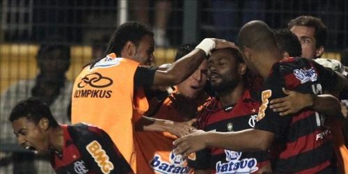 Corinthians y Flamengo siguen en la cima del Brasileirao