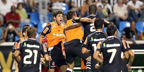 Corinthians y Vasco da Gama se disputarán el Brasileirao