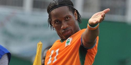 Costa de Marfil ganó a Japón y Drogba se perdería el Mundial