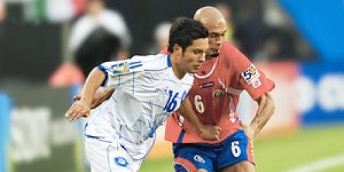 Costa Rica alcanza un dramático empate ante El Salvador