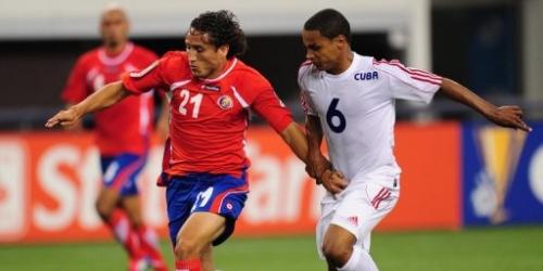 Costa Rica golea a Cuba en inicio de la Copa de Oro