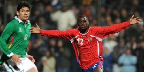 Costa Rica sorprendió a Bolivia en la Copa América