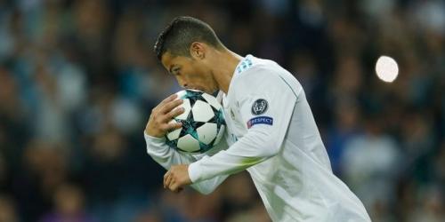 Cristiano Ronaldo llegó a los 100 goles en Champions League con el Real Madrid