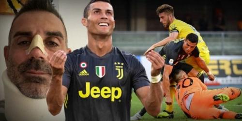 Cristiano Ronaldo manda un mensaje a Sorrentino tras conocer su situación