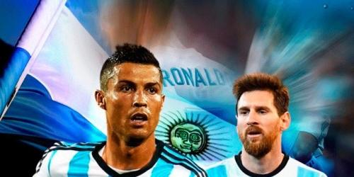 """Cristiano Ronaldo: """"Mucha gente no lo sabe, pero amo Argentina y mucho"""""""