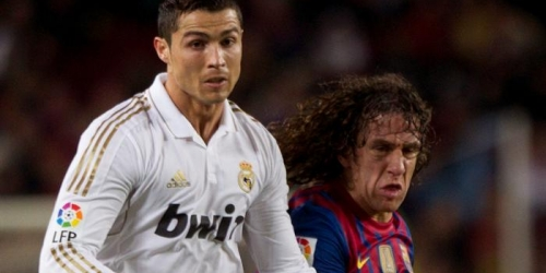 Cristiano sentencia el clásico, la liga y se lleva el duelo con Messi