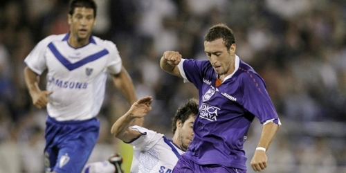 Defensor Sporting venció a Vélez pero quedó eliminado