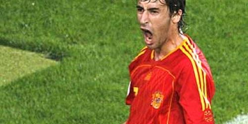 """Del Bosque: """"Raúl es potencialmente seleccionable"""""""