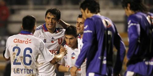 Deportes Concepción igualó con la 'U' por la Sudamericana
