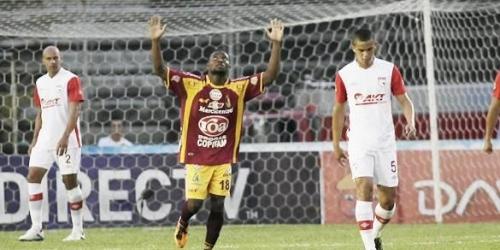 Deportes Tolima se convirtió en puntero del Apertura