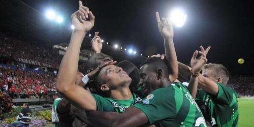 Deportivo Cali se coronó en el Apertura de Colombia