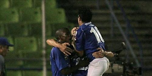 Deportivo Italia se impuso al Caracas y es tercero