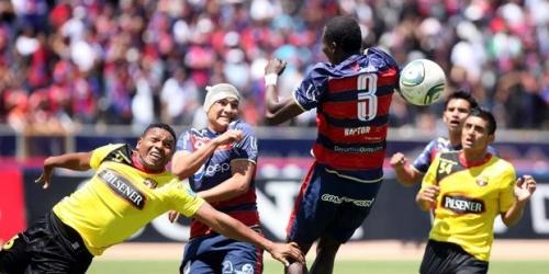Deportivo Quito ganó a Barcelona y sigue de puntero