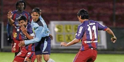 Deportivo Quito perdió en el inicio de la Copa Credife