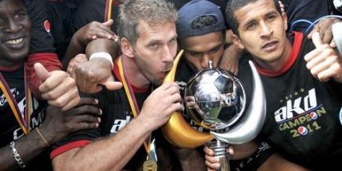 Deportivo Quito se llevó la Copa Credife
