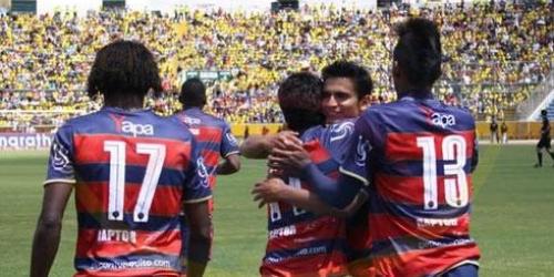 Deportivo Quito sigue como líder de la Copa Credife
