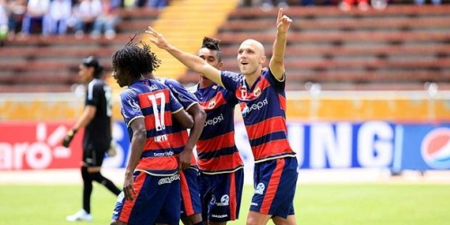 Deportivo Quito sigue imparable en la Copa Credife